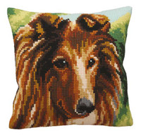 Lassie Chunky Cross Stitch Kit