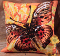 Flamme Chunky Cross Stitch Kit