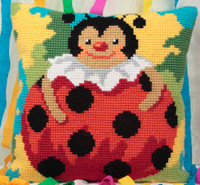 Colombine Chunky Cross Stitch Kit