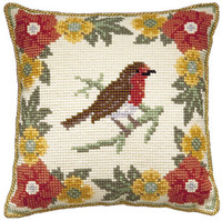 Goathland Chunky Cross Stitch Cushion Kit
