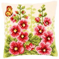 Tall Poppies Chunky Cross Stitch Kit