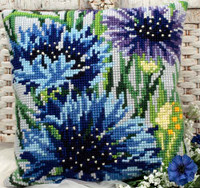 Bleuets Chunky Cross Stitch Kit