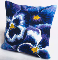 Hiver Chunky Cross Stitch Kit