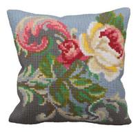 Rose Antique Gauche Chunky Cross Stitch Kit