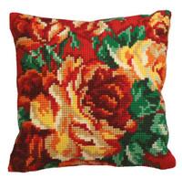 Rose Chou Gauche Chunky Cross Stitch Kit