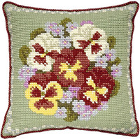 Glamis Chunky Cross Stitch Cushion Kit
