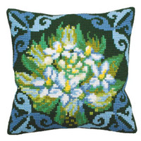 Ledum Bleu Chunky Cross Stitch Kit