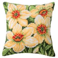 Daffodils Chunky Cross Stitch Kit