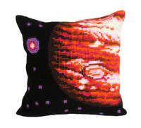 Jupiter Chunky Cross Stitch Cushion Kit