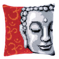 Budha Chunky Cross Stitch Kit