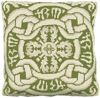 Clarendon Chunky Cross Stitch Cushion Kit