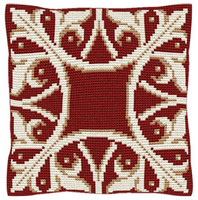 Glenfinnan Chunky Cross Stitch Cushion Kit