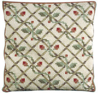 Rosetta Chunky Cross Stitch Cushion Kit