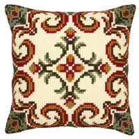 Chunky Cross Stitch Cushion Pattern 3