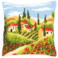 Tuscany Chunky Cross Stitch Kit