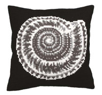Ammonite Chunky Cross Stitch Kit