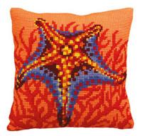 Etoile Et Corail Chunky Cross Stitch Kit