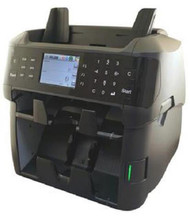 Amrotec X-1000 Currency Discriminator 2-Pocket