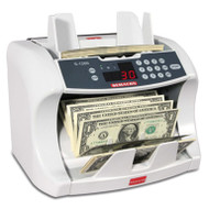 Semacon S-1225 Bank Grade Currency Counter (UV, MG, CF)
