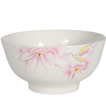 Pink Blossom Soup Bowl 5'  From AFG
