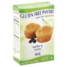 Muffin, 6 of 15 OZ, Glutino