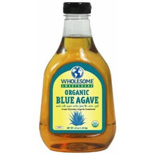 Blue Agave, Light, 6 of 44 OZ, Wholesome Sweeteners