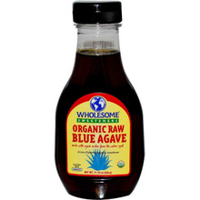 Blue Agave, Raw, 6 of 11.75 OZ, Wholesome Sweeteners