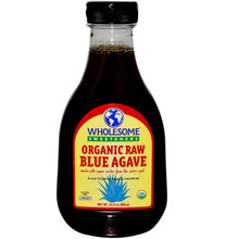 Blue Agave, Raw, 6 of 23.5 OZ, Wholesome Sweeteners