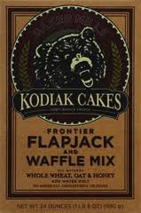 Flapjack/Waffle Mix, Honey Oat WW, 6 of 24 OZ, Kodiak Cakes