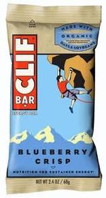 Blueberry Crisp, 12 of 2.4 OZ, Clif Bars