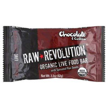 Chocolate Crave, 12 of 1.8 OZ, Raw Revolution