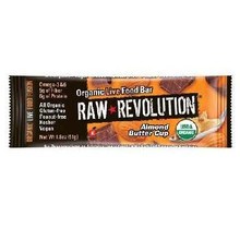 Almond Butter Cup, 12 of 1.8 OZ, Raw Revolution