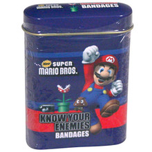Super Mario Bros Bandages  From Boston America