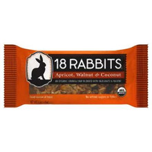 Apricot Walnut & Coconut, 12 of 1.6 OZ, 18 Rabbits