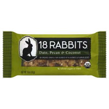 Date Pecan & Coconut, 12 of 1.6 OZ, 18 Rabbits