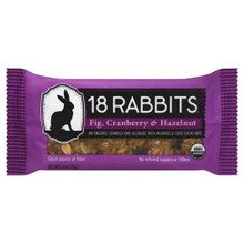 Fig Cranberry & Hazelnut, 12 of 1.6 OZ, 18 Rabbits