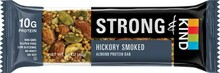 Almond, Hickory Smoked, 12 of 1.6 OZ, Strong & Kind