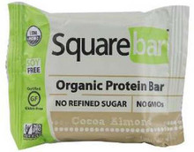 Almond, 12 of 1.7 OZ, Squarebar