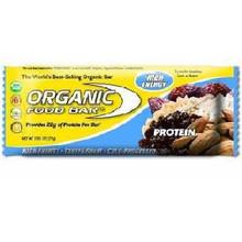 Protein, 12 of 2.65 OZ, Organic Food Bar