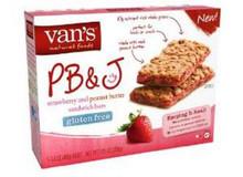 PB&J Strawberry, 30 of  1.4 OZ, Van'S International Foods