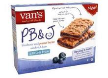 PB&J Bluebery, 30 of  1.4 OZ, Van'S International Foods