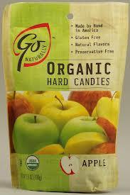 Apple, 6 of 3.5 OZ, Go Organic