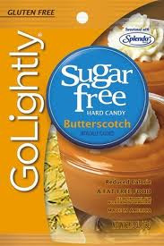 Butterscotch, 12 of 2.75 OZ, Go Lightly