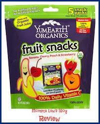 Fruit Snacks, 12 of 5 of 0.7 OZ, Yummy Earth
