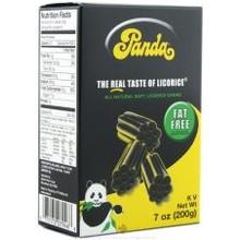 Licorice, Box, 12 of 7 OZ, Panda Licorice