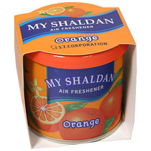 My Shaldan Air Freshener - Orange  From AFG