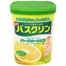 GrapeFruits Bath Salt 1.5 lbs  From Tsumura Life Science