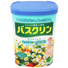 Herb Bath Salt 1.5 lbs  From Tsumura Life Science