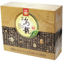 High Mountain Oolong Tea 100 Bags 7.05 oz  From Qiandao Yuye