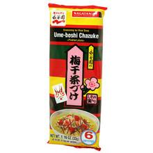 Ume-boshi Chazuke Rice Soup 1.16 oz  From Nagatanien